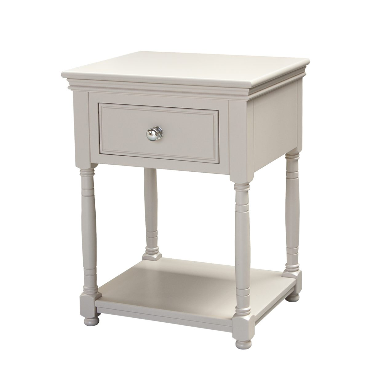 1 Drawer Bedside With Legs