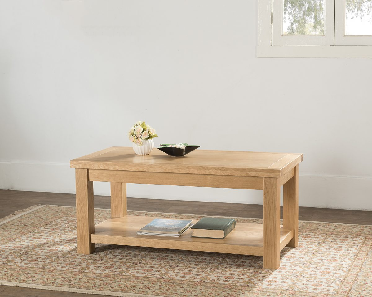 10 58 06 Large Coffee Table With Shelf