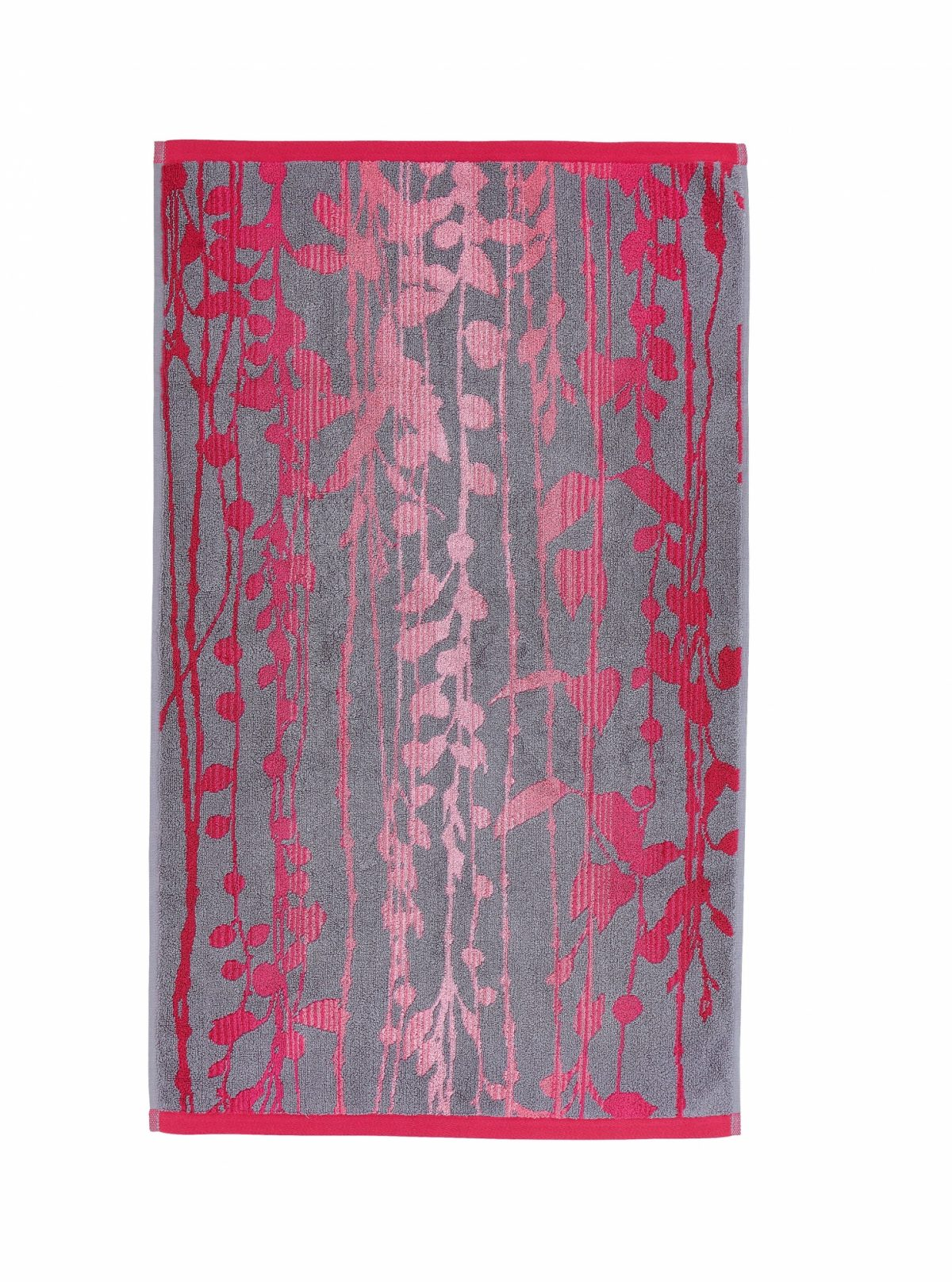 Clarissa Hulse St Lucia Towel Hot Pink Flat Shot