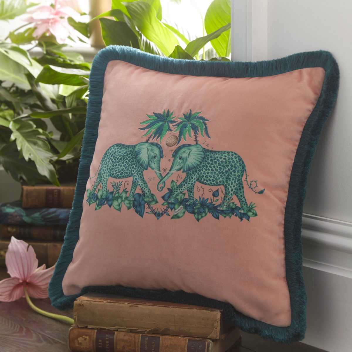 Emma Shippley Zambezi Cushion 01 No Usm