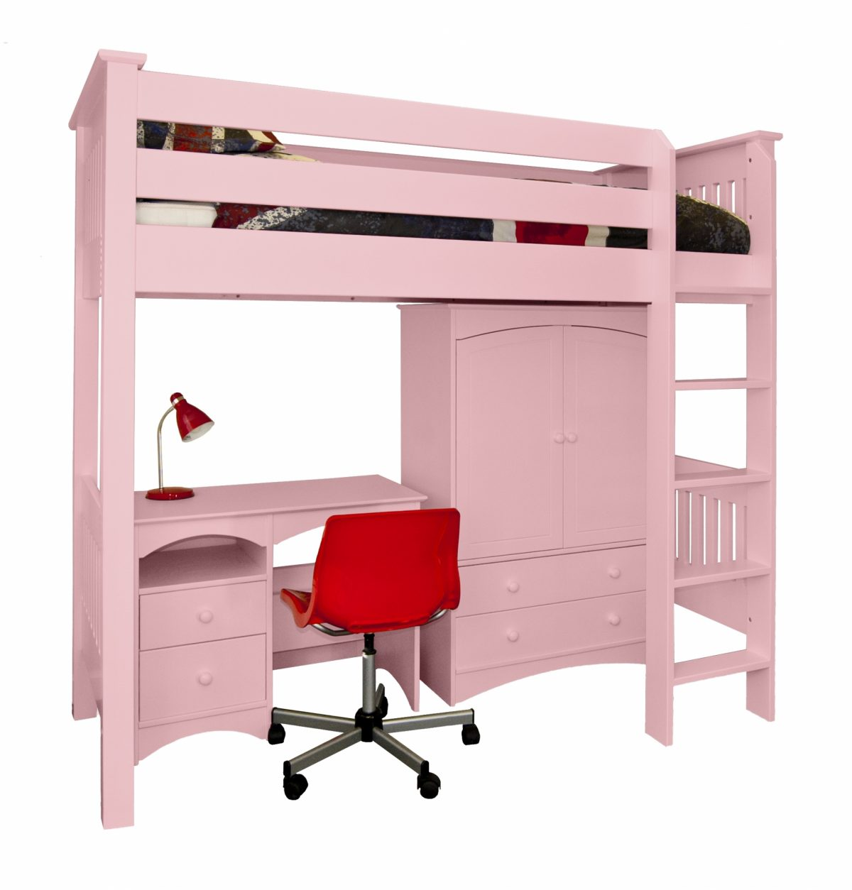 Elfin High Sleeper Party Pink