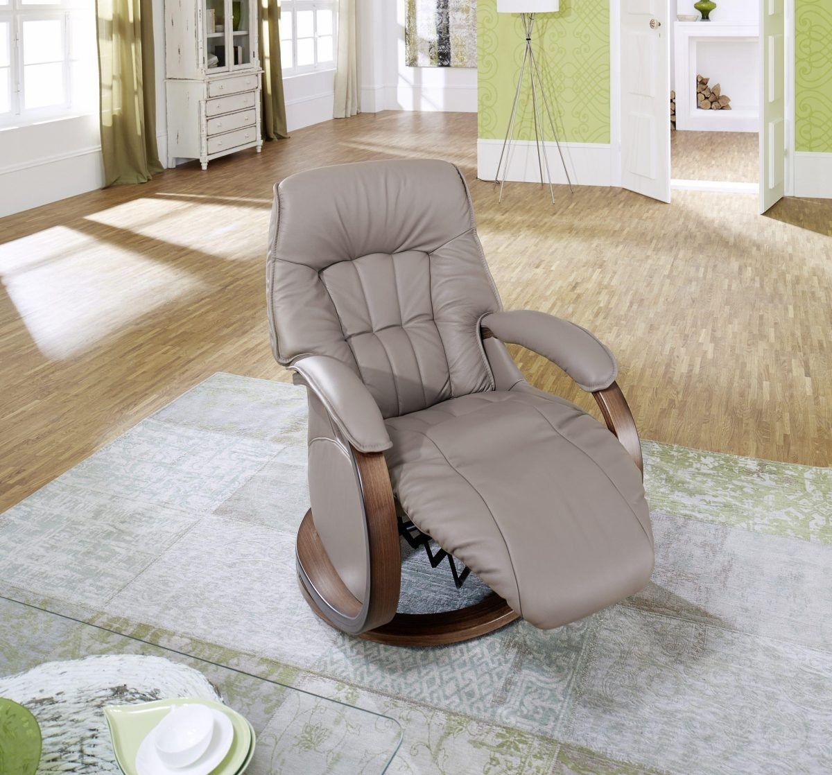 Himolla 4349 Sessel 2A Mil Variante