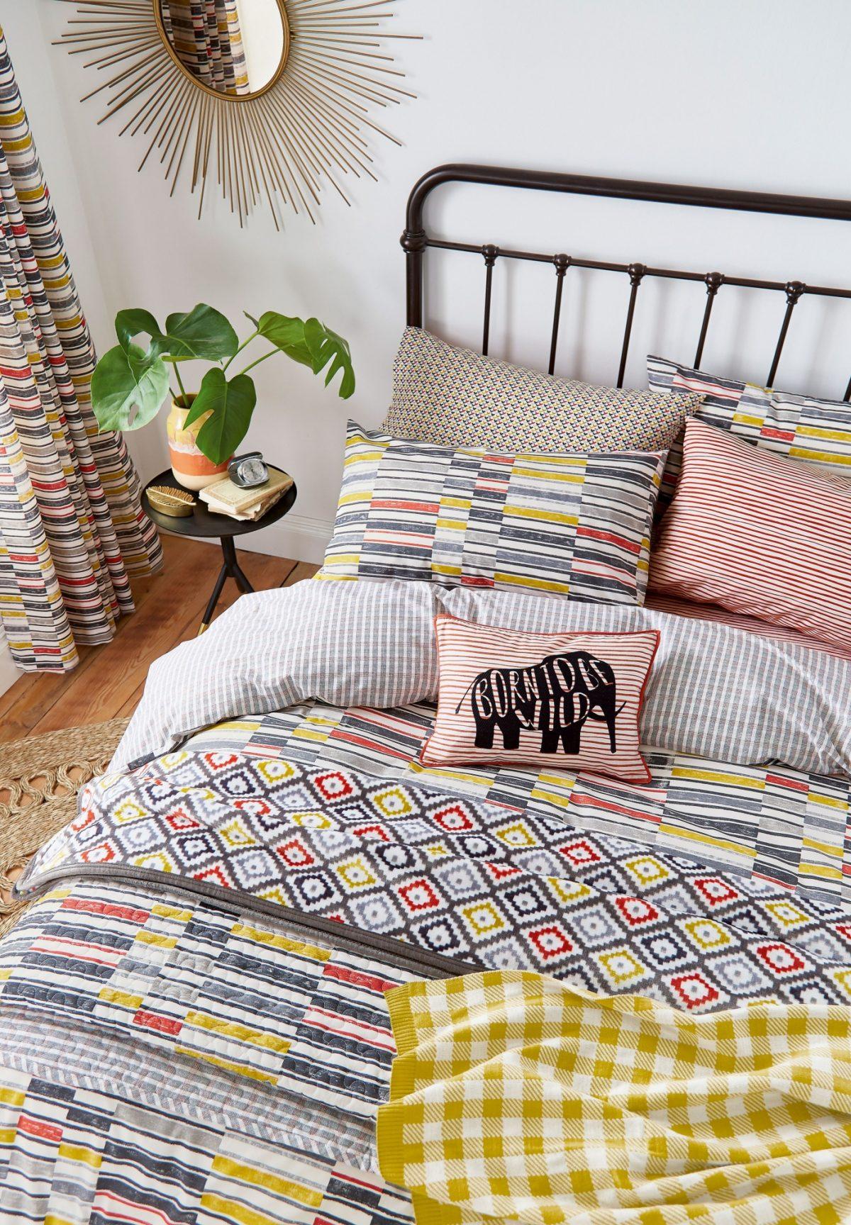 Hs Mali Safari Main Bed Hr