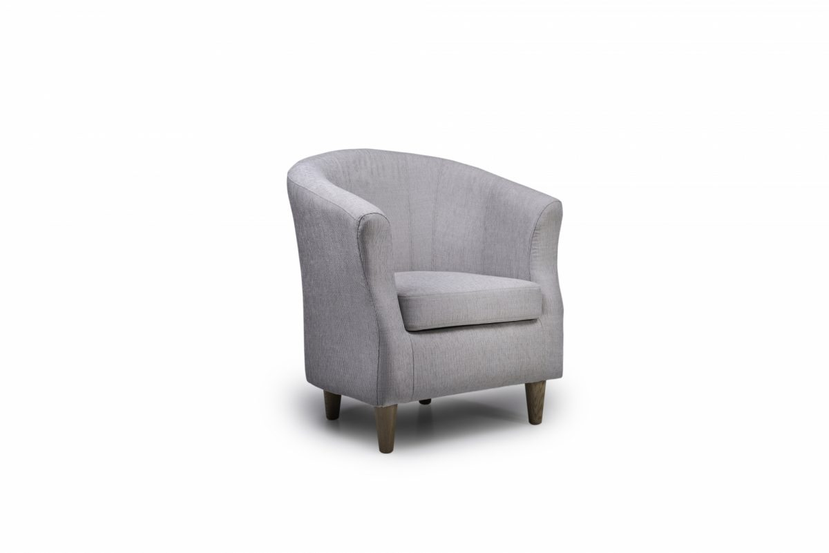 Jayne Chair Ocean 22 Silver Side