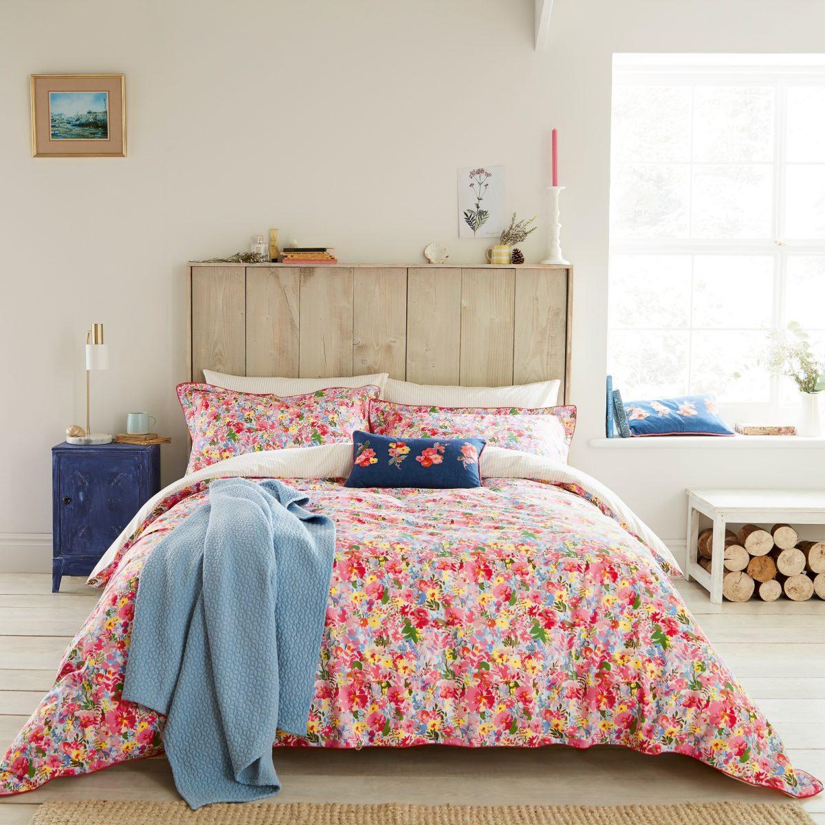 Joules Hollyhock Meadow Main Bed Hr