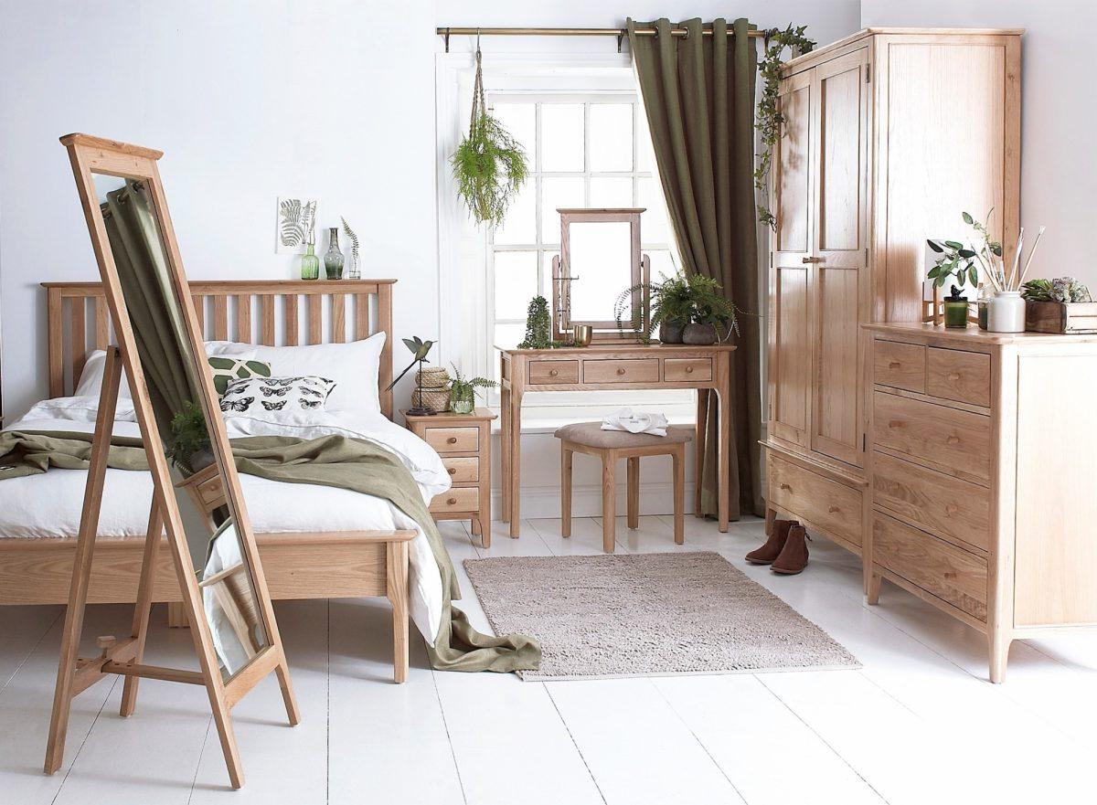 Nt Bedroom Wooden Handles