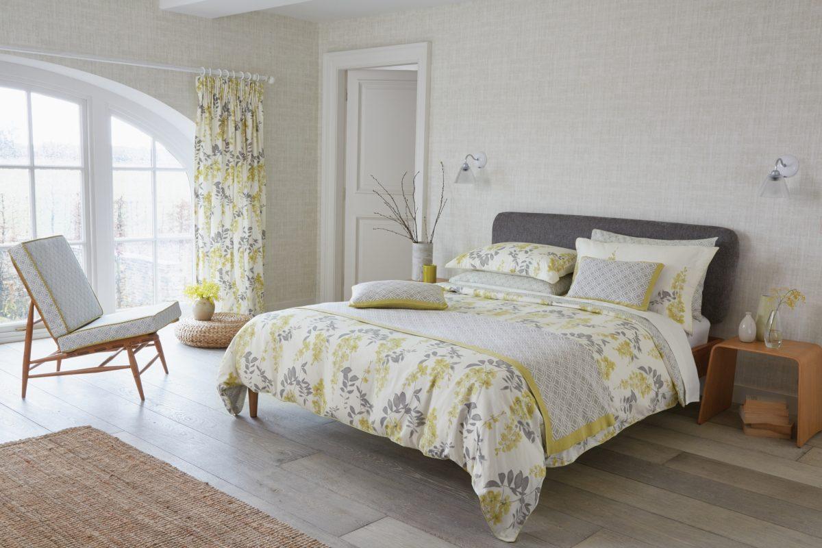 Sanderson Home Wisteria Main Bed Hr