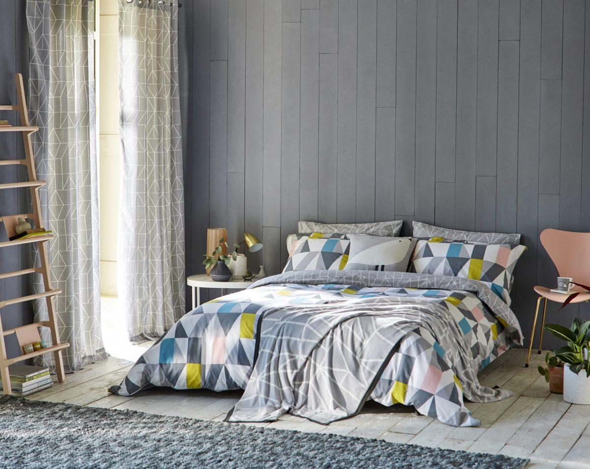 Scion Neuvo Main Bed W Curtains Hr