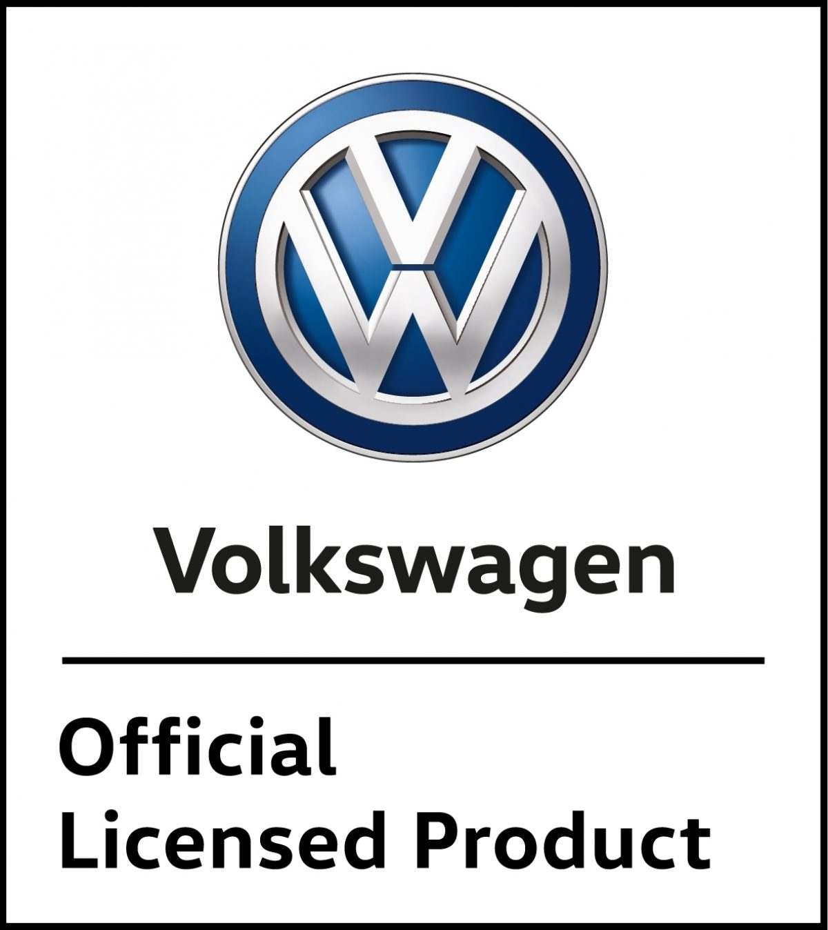 Vw Official Licensed Product Rgbl 01