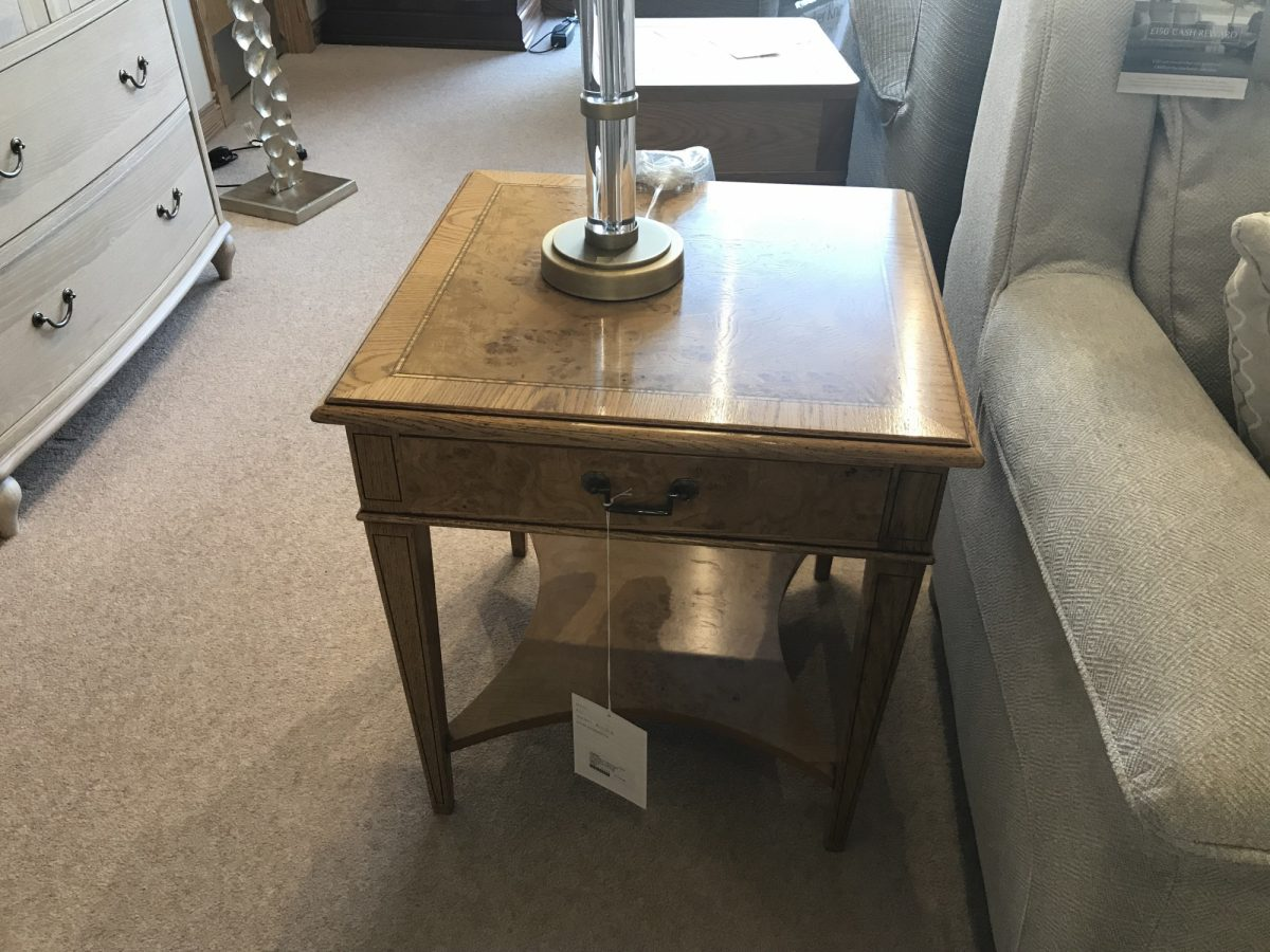 Iain James End Table