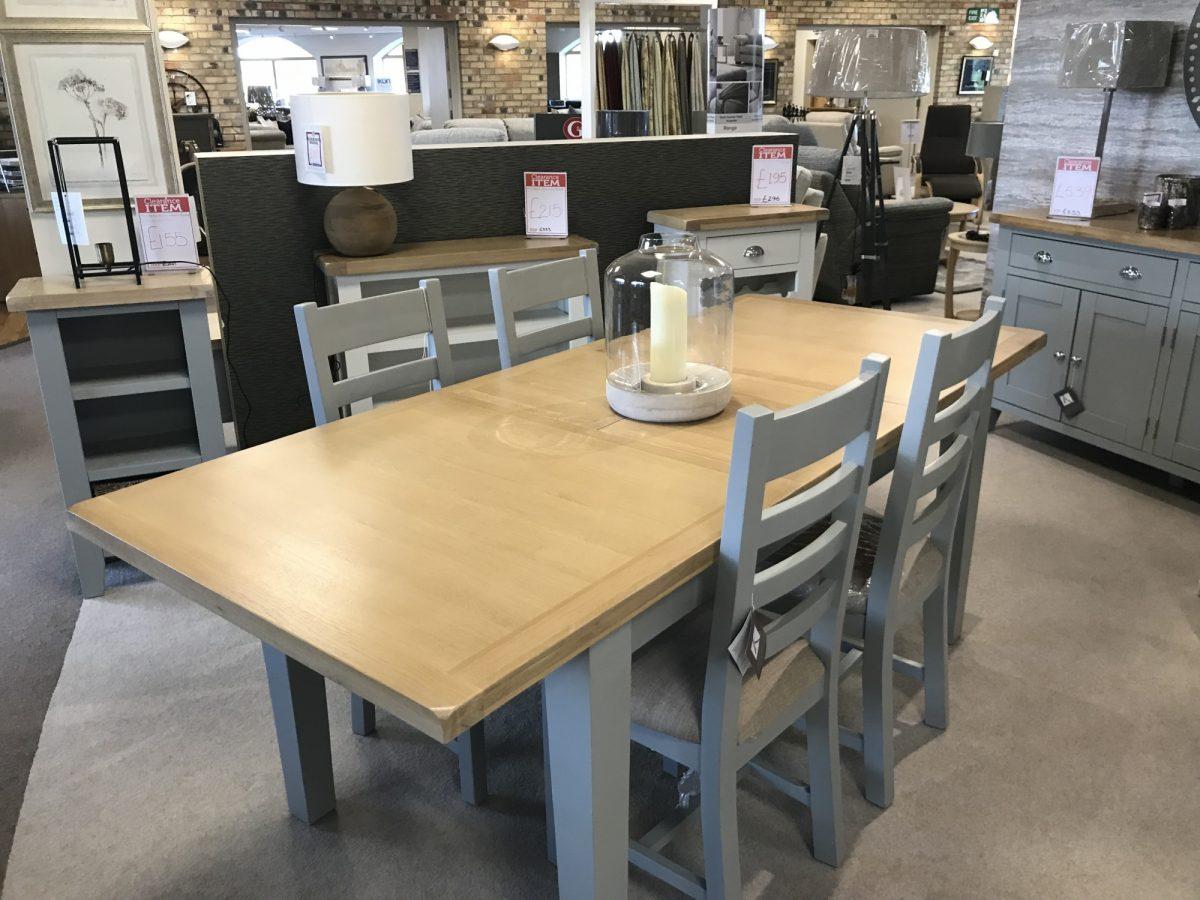 Milbrook Table