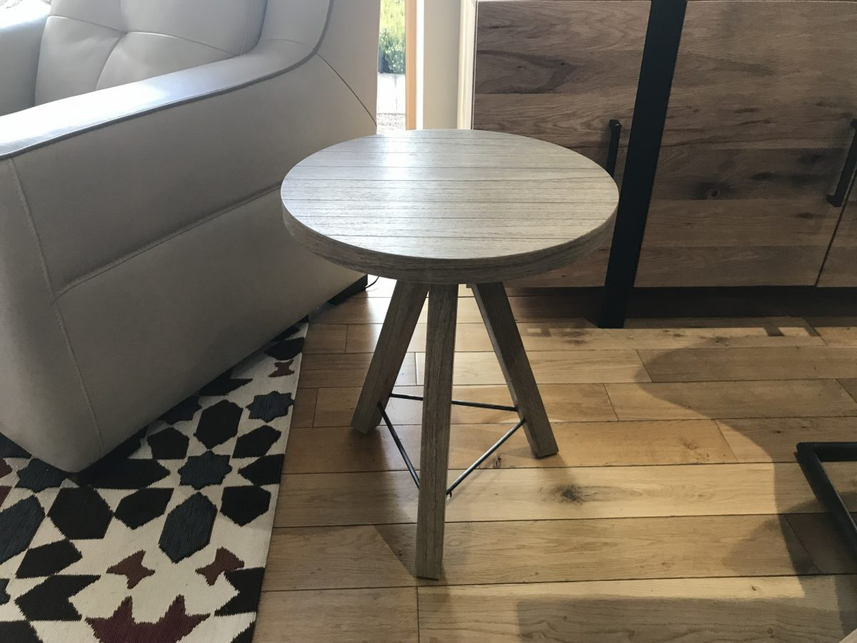 W And G Side Table