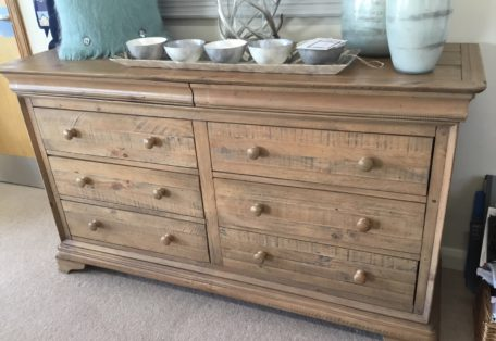 L Phil Driftwood Drawer